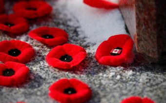Remembrance Day Parade 2017